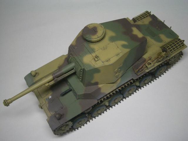 三式中戦車「チヌ」09