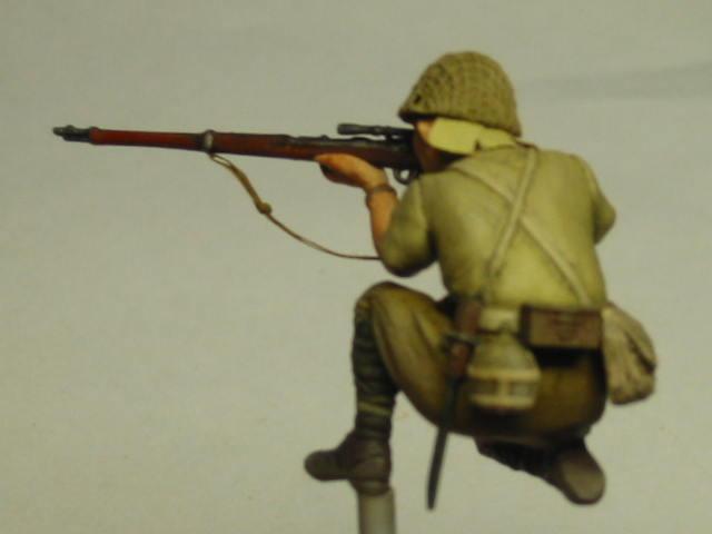 日本陸軍兵士(狙撃兵)03