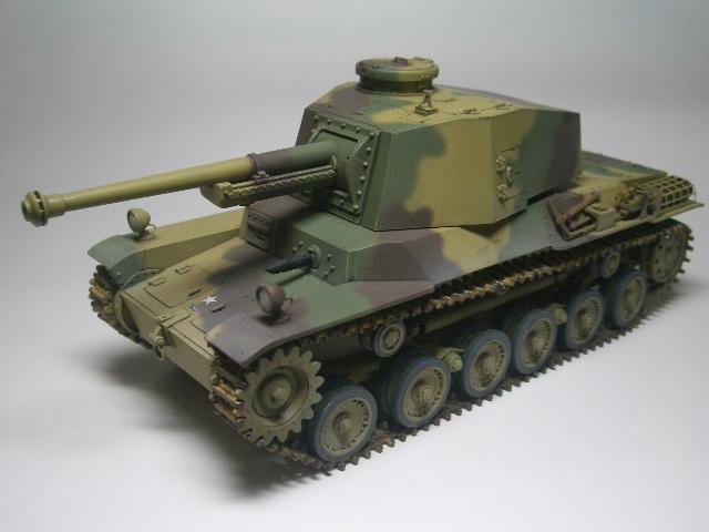 三式中戦車「チヌ」10