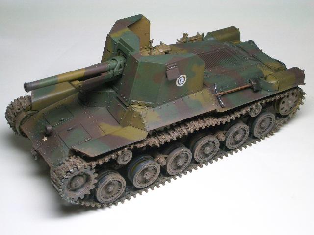 一式砲戦(ホニⅠ)車 06