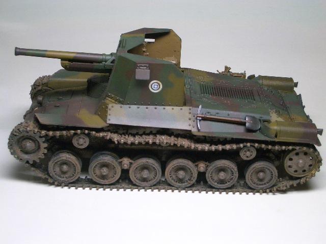一式砲戦車(ホニⅠ) 07