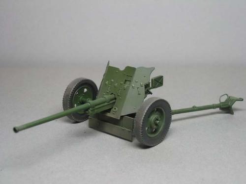 ソ連45mm対戦車砲 1942