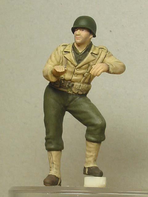 米軍兵士A