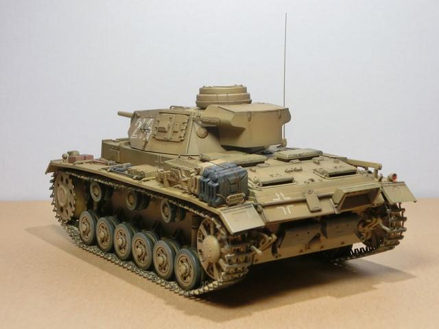 Ⅲ号戦車G型 03