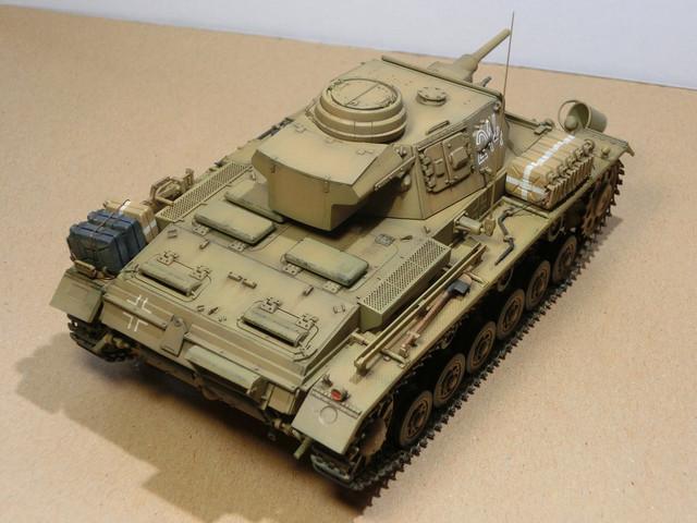 Ⅲ号戦車G型 04