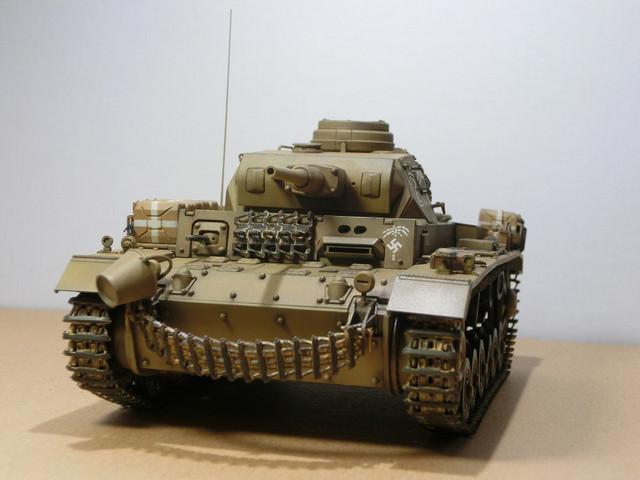 Ⅲ号戦車G型 07