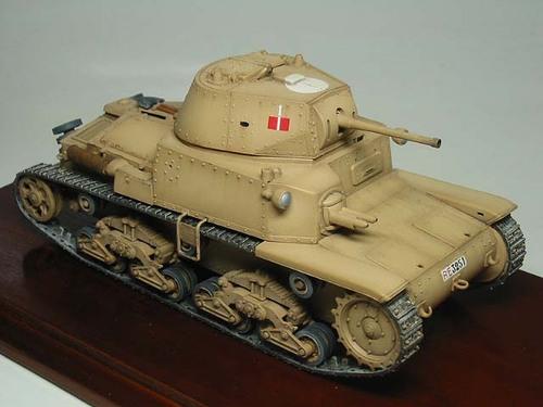 タミヤ M13/40
