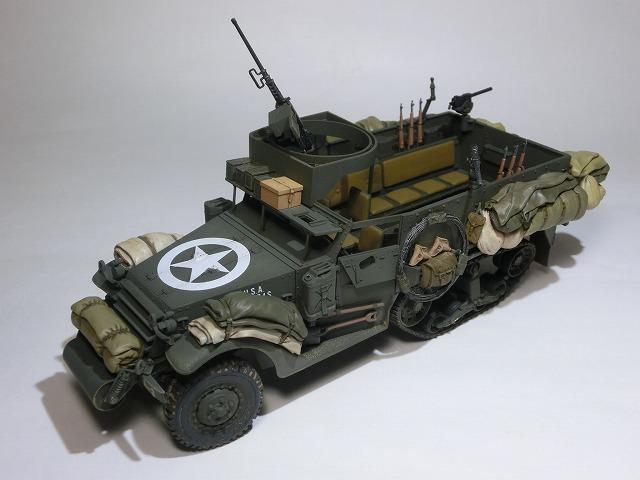 M3A1ハーフトラック 01
