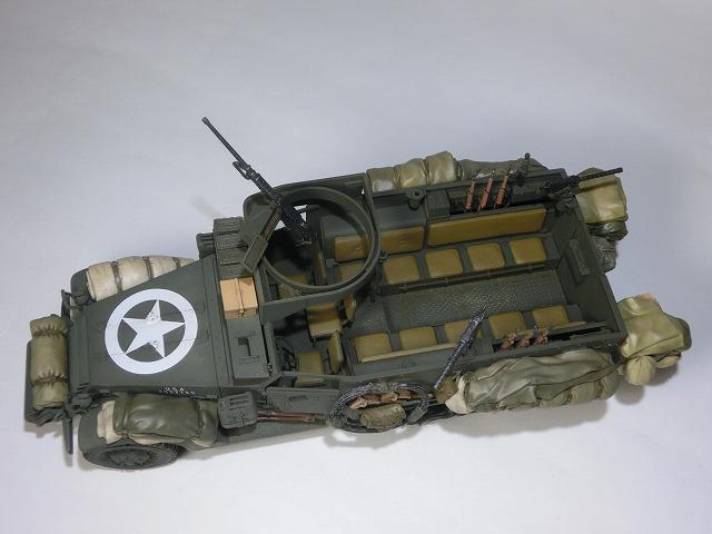 M3A1ハーフトラック 08