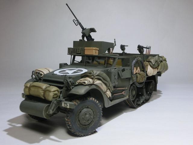 M3A1ハーフトラック 09