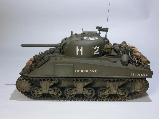 M4シャーマン(初期型) 02