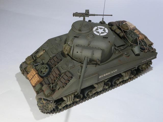 M4シャーマン(初期型) 10