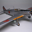 三式戦闘機 飛燕一型丁 08