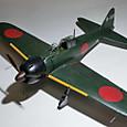 零戦52型極初期型 09