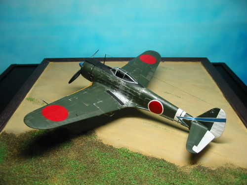 一式戦闘機 隼Ⅰ型