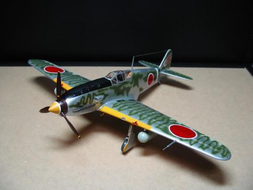 三式戦闘機 飛燕Ⅰ型丁