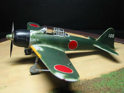零式艦上戦闘機22型 02