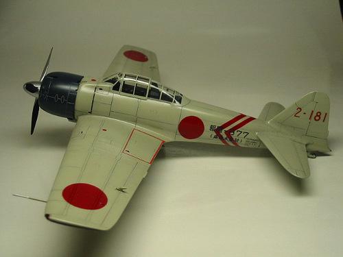 零式艦上戦闘機32型 01