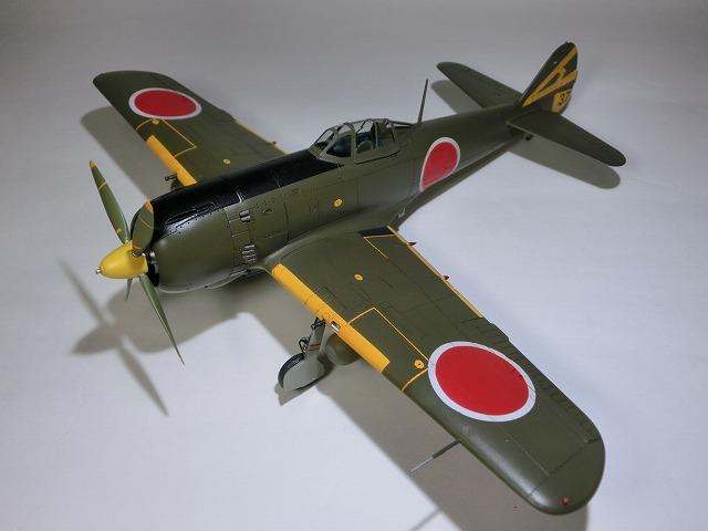 四式戦闘機「疾風」 01