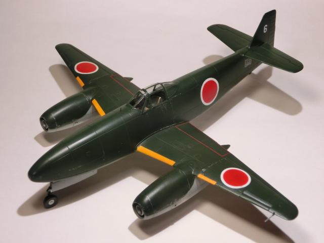 特殊攻撃機 橘花 01