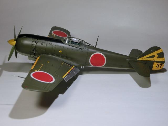 四式戦闘機「疾風」 02