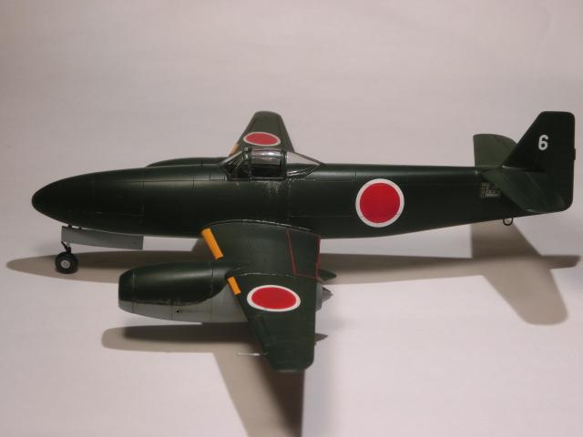 特殊攻撃機 橘花 02