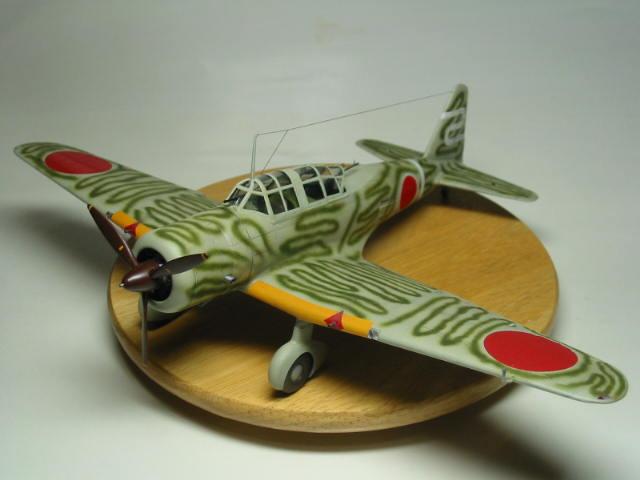九九式軍偵察機05