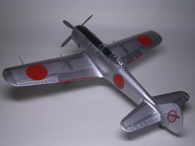 四式戦「疾風」 完成03