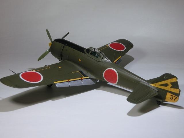 四式戦闘機「疾風」 03