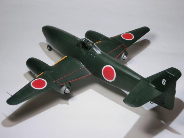 特殊攻撃機 橘花 03