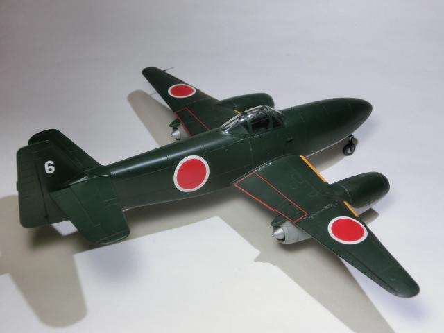 特殊攻撃機 橘花 04