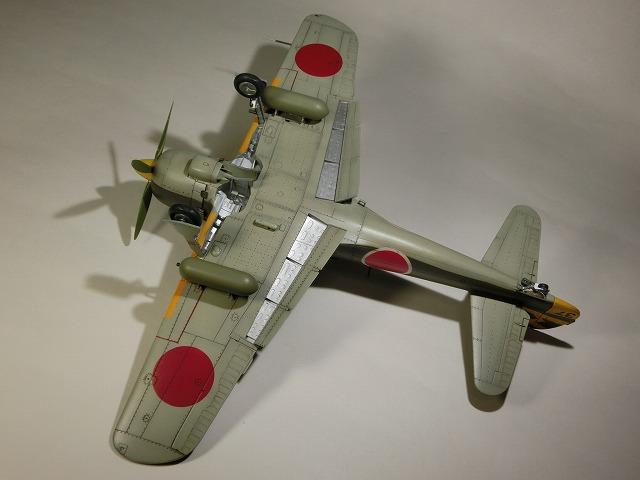 四式戦闘機「疾風」 04