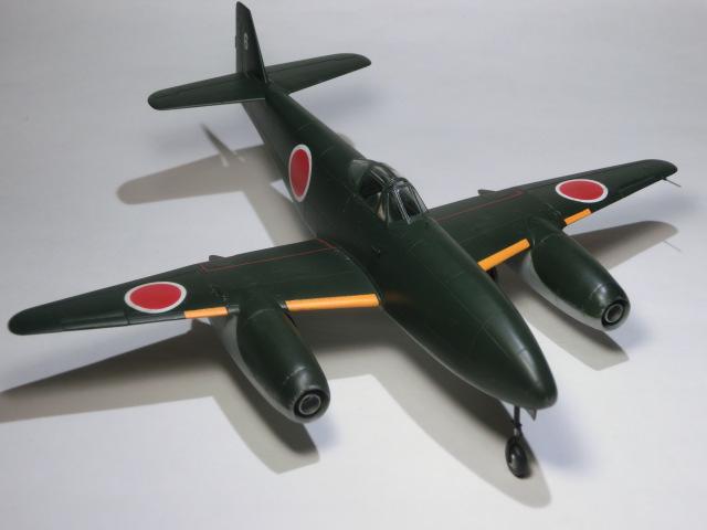特殊攻撃機 橘花 05