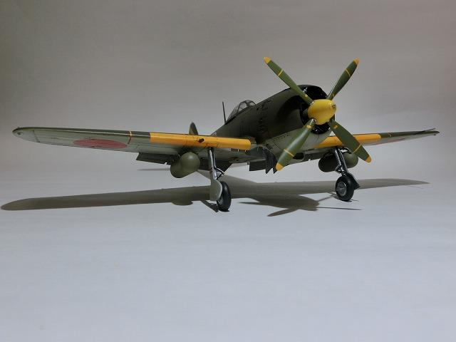 四式戦闘機「疾風」 05