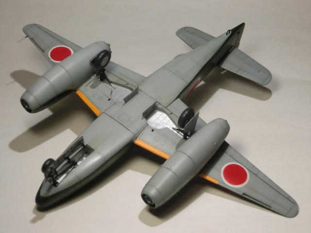 特殊攻撃機 橘花 06