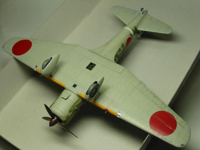 九九式軍偵察機04