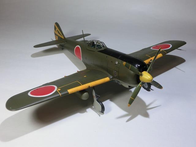 四式戦闘機「疾風」 06