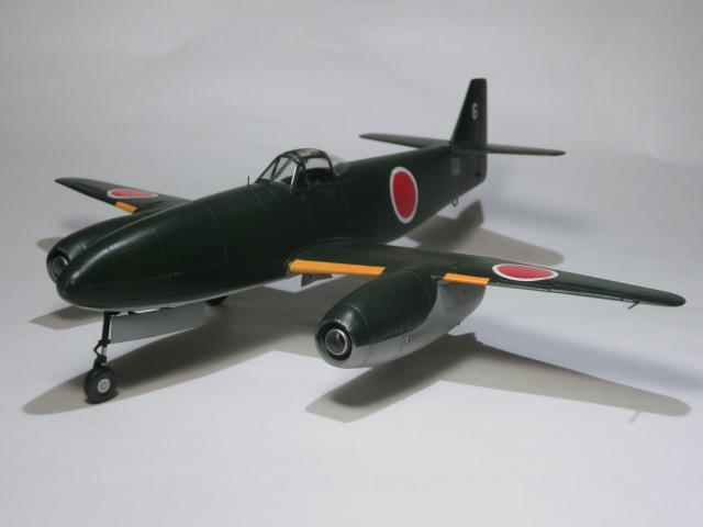 特殊攻撃機 橘花 07