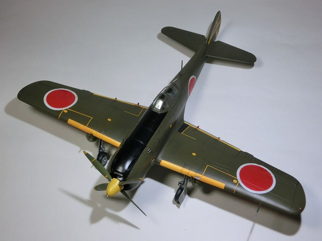 四式戦闘機「疾風」 08