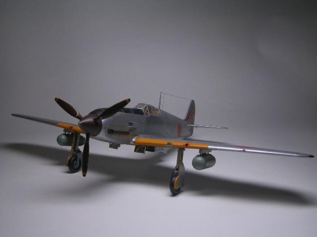 三式戦闘機 飛燕一型丁 02