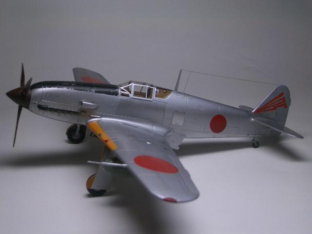 三式戦闘機 飛燕一型丁 03
