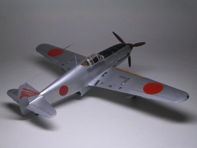 三式戦闘機 飛燕一型丁 05