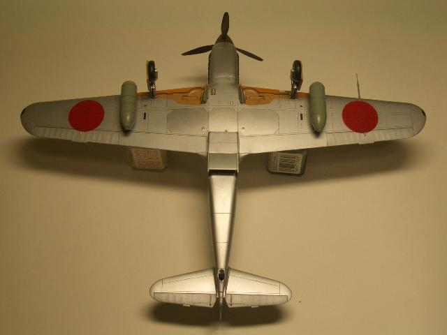 三式戦闘機 飛燕一型丁 07