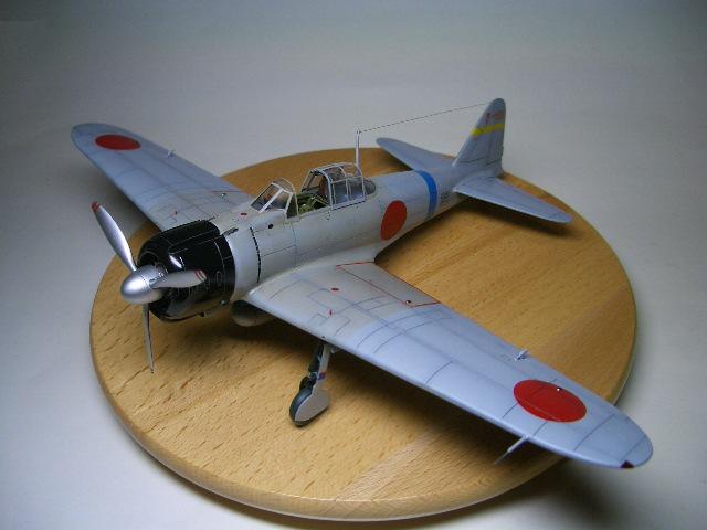 零式戦闘機11型 01