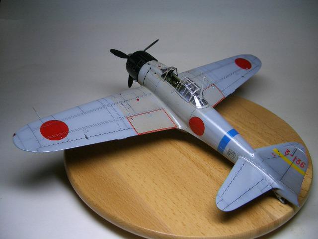 零式戦闘機11型 02