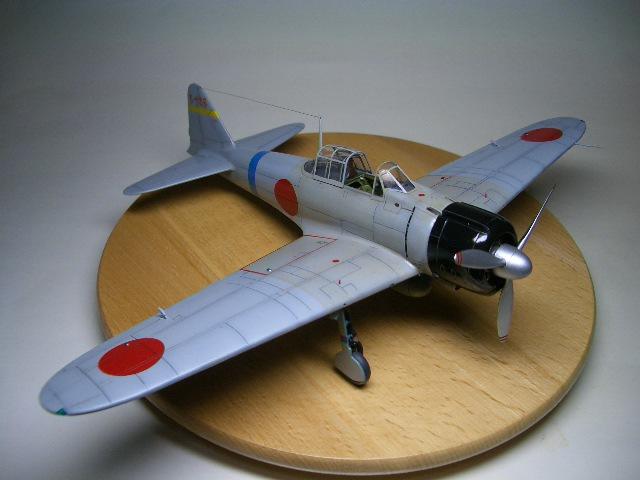 零式戦闘機11型 03