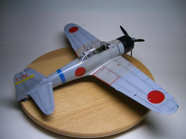 零式戦闘機11型 04