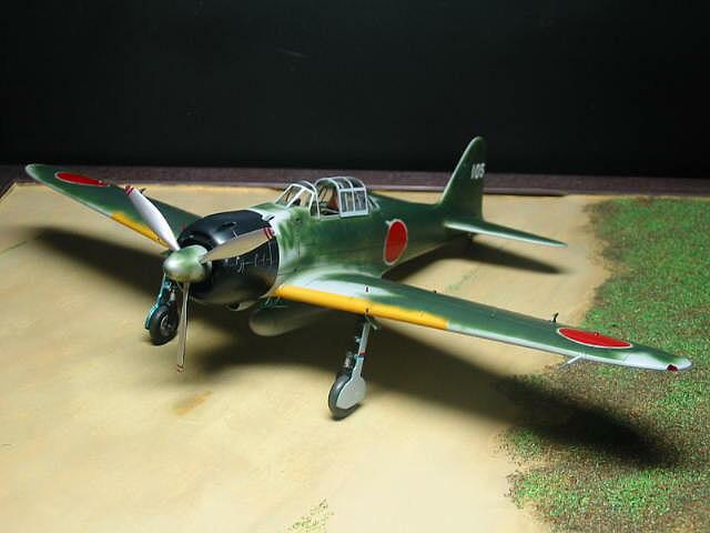 零式艦上戦闘機22型 01