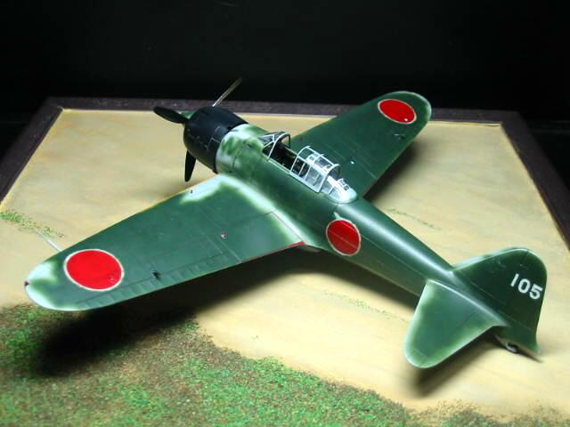 零式艦上戦闘機22型 03