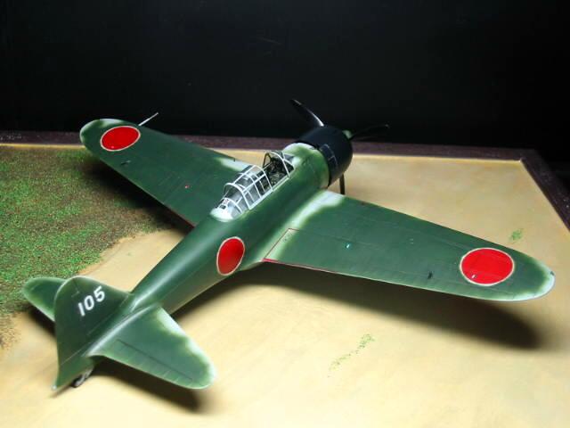 零式艦上戦闘機22型 04